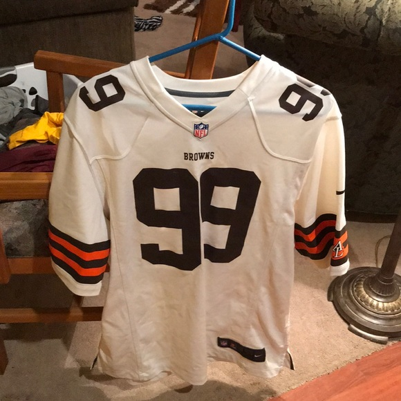 pretty nice 5a887 4127a Men's Nike Cleveland Browns retro #99 jersey